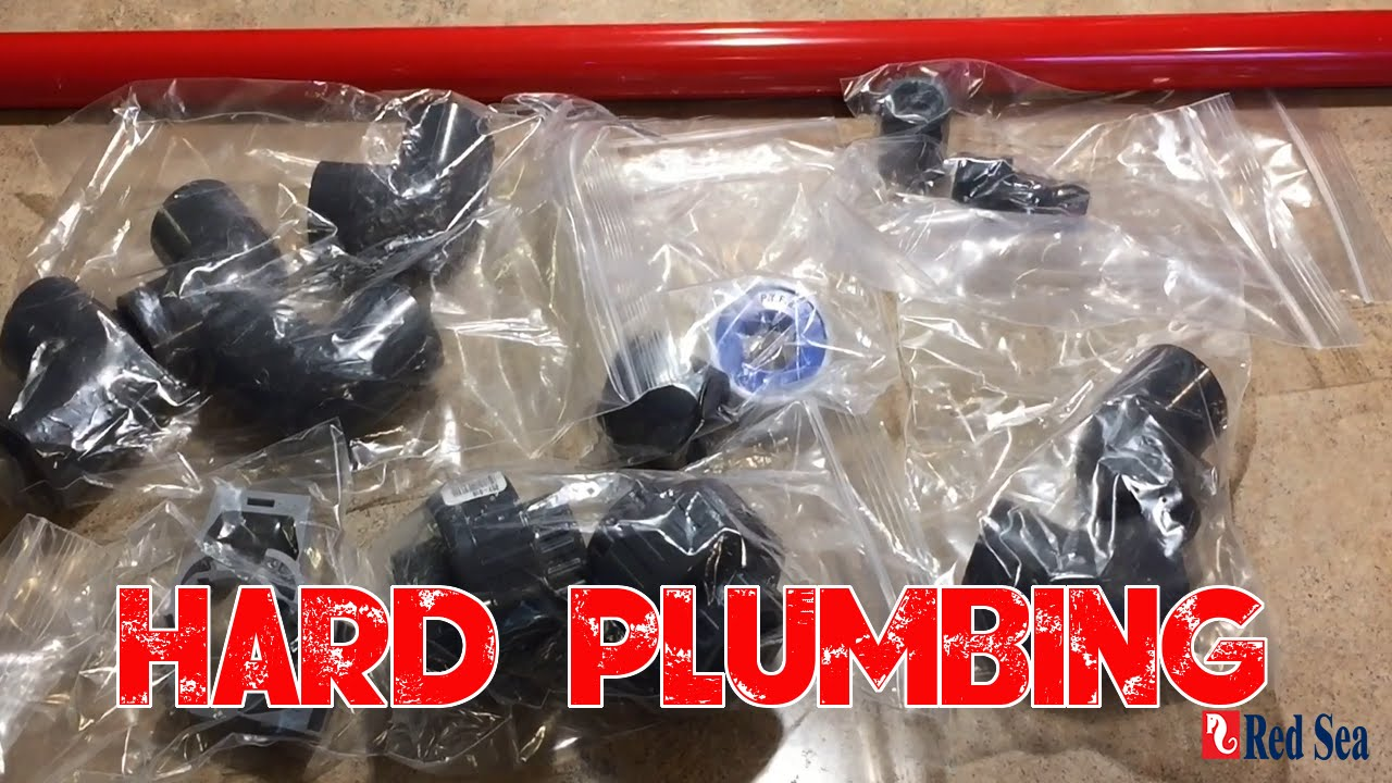 Red Sea Reefer 250 Hard Plumbing Return Pump Manifod