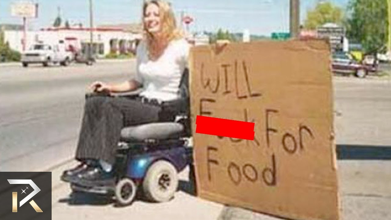 CLEVER Homeless SIGNS That Actually Work!