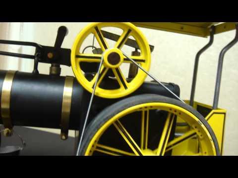 MAMOD STEAM TRUCK 蒸汽機推動铁皮玩具 .拖拉機  珍正古董收音機有限公司