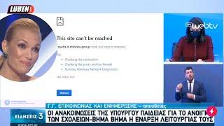 Πανελλήνιες: Έπεσε το σύστημα με τα αποτελέσματα των Βάσεων feat. Βίκυ Καγιά | Luben TV