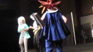 Managed to record a few performances from the Saboten Con 2016 Masq...