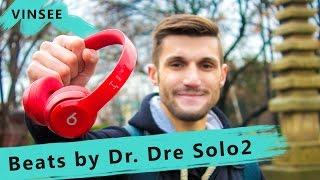 Beats by Dr. Dre Solo2 – огляд преміальних навушників