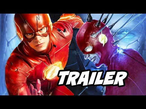 The Flash 4x23 Promo Finale and Season 5 Teaser Beakdown
