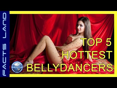 Top 5 Hottest Belly Dancers from around the world VOL 2