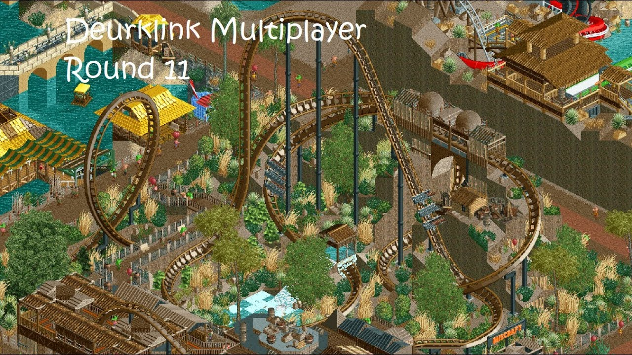 OpenRCT2 Multiplayer Server - Round 11 - Africa!
