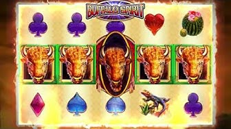 Buffalo Spirit - Jackpot Party Casino Slots