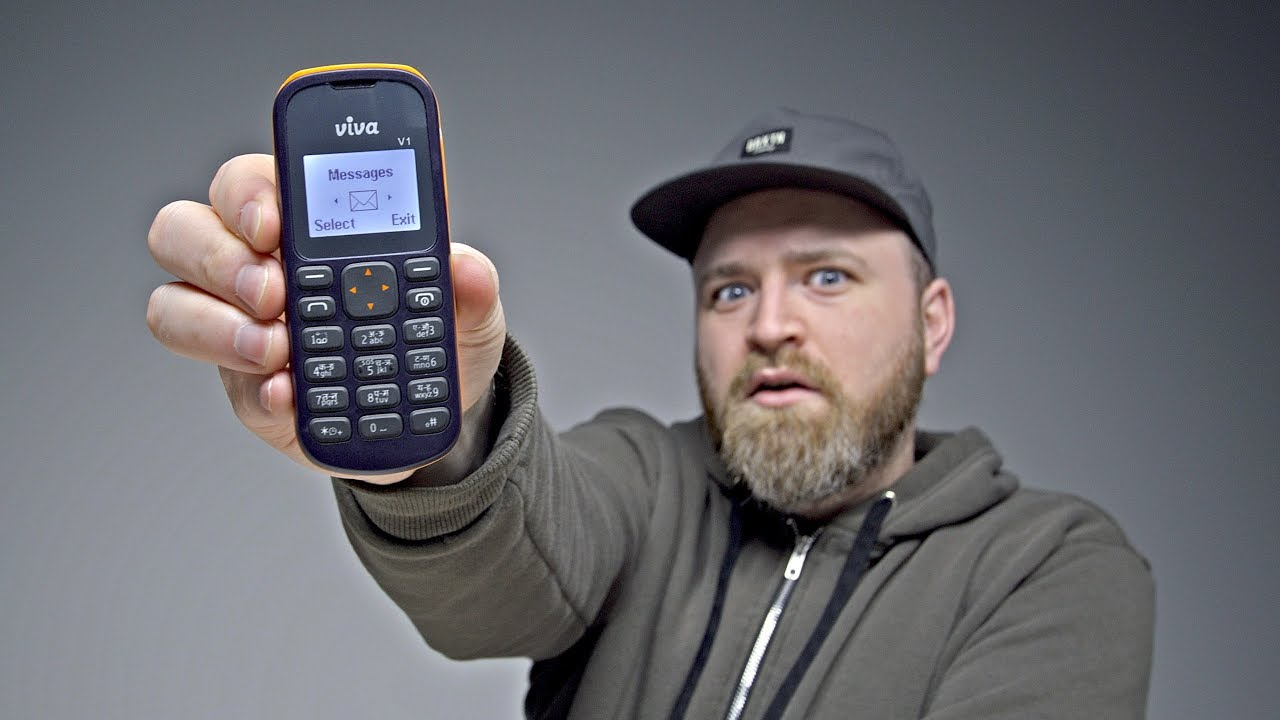 The 5 Dollar Phone Is REAL