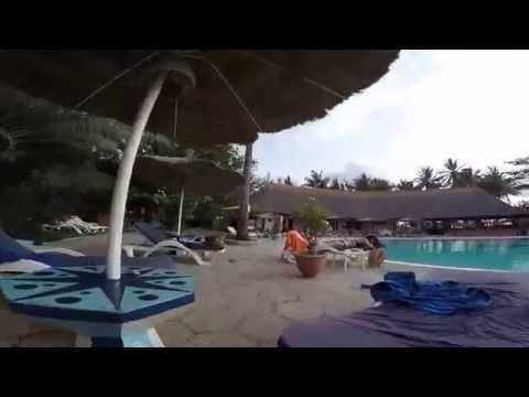 KAIRABA BEACH HOTEL GAMBIA BANJUL 2015 * 07.18.2015 Gopro Hero4