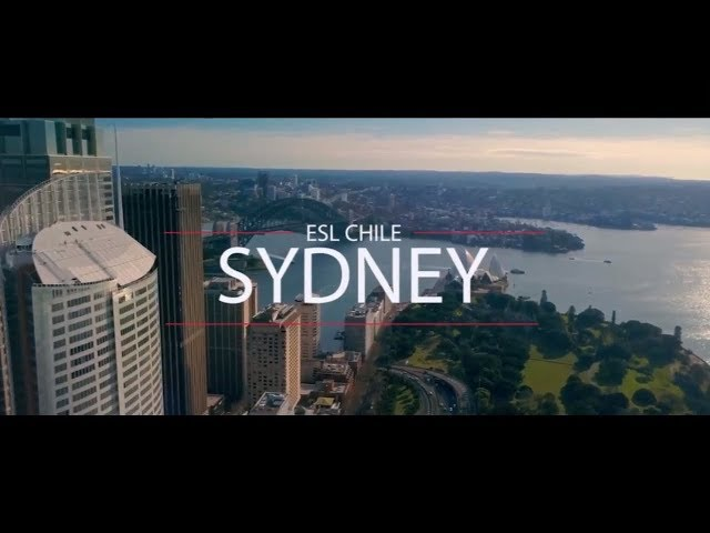 Estudia ingles en ILSC Sydney | Australia - ESL Chile 2019