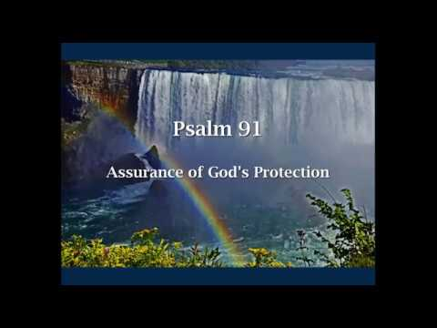 Psalm 91 – Yeshua's Healing and Deliverance Ministry