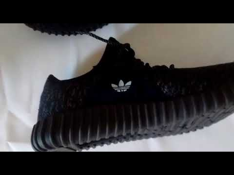Tênis Adidas Yeezy Boost 350 V2 Sply Importado - YouTube bacb500230a6b