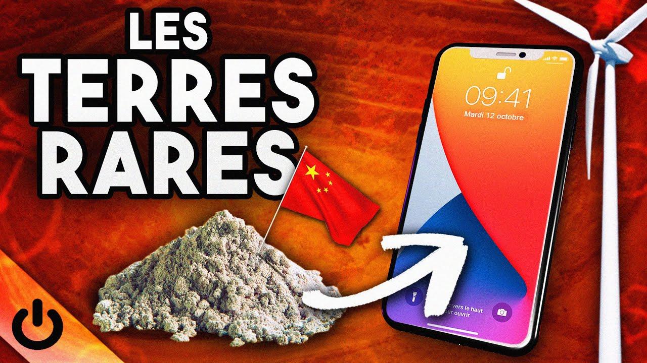 Download Les terres rares.