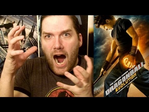 Dragonball: Evolution - Movie Review/Rant by Chris Stuckmann poster