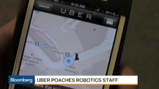 Uber Poaches Carnegie-Mellon Scientists to Drive Research