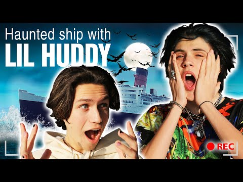 All Nighter On A Ghost Ship With Lilhuddy