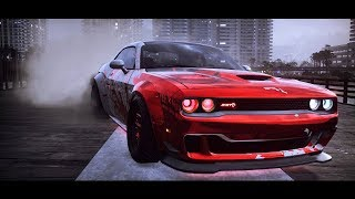 VERB - This Is All I Do  (BASS BOOSTED) / Dodge Challenger SRT