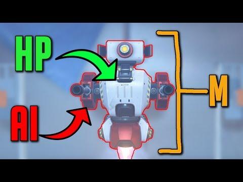 Custom Practice Range Concept! | Aim Train BETTER! | Overwatch