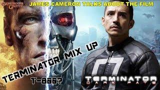 Terminator 6: Dark Fate - JAMES CAMERON SPEAKS ABOUT ARNOLD'S TERMINATOR