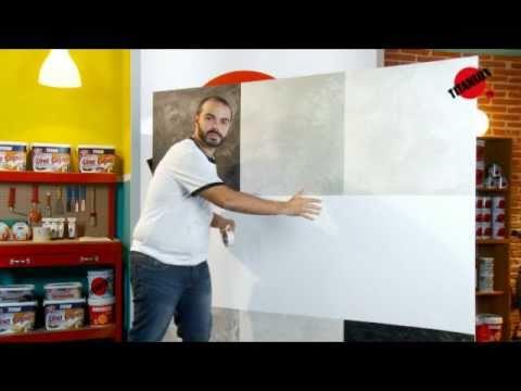 Colores metalizados en las paredes i youtube - Pintura metalizada para paredes ...
