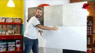 Colores metalizados en las paredes (I)