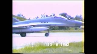 Вывод 35 ИАП Цербст ЗГВ 10.06.1992 ( 2 часть )