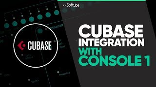 Cubase Integration With Console 1 - Softube