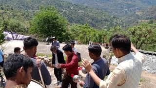 Gadwali baraat village sweer