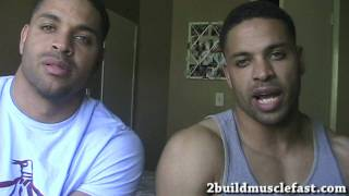 Truth About Steroids & Side effects by TMW @hodgetwins