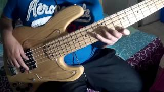 5 string jazz bass eadgc tuning