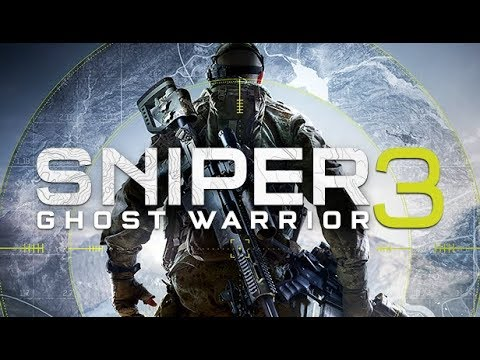 Sniper Ghost Warrior 3: FPS Gameplay | New game 2017. |