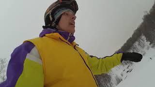 Обучение сноуборду Казань: роллы