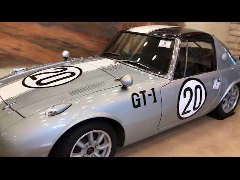 JDM Classics & Race History Garage in Tokyo Japan