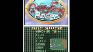 Crazy Frog Racer (DS)