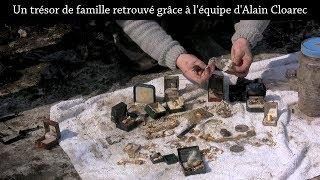 Un trésor de famille retrouvé grâce à l