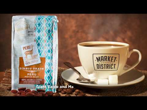 GE Direct Trade Peruvian Coffee