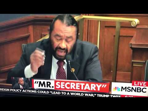 Download Youtube: HUD Secretary Ben Carson Has No Clue of Budget Cuts in His Own Department