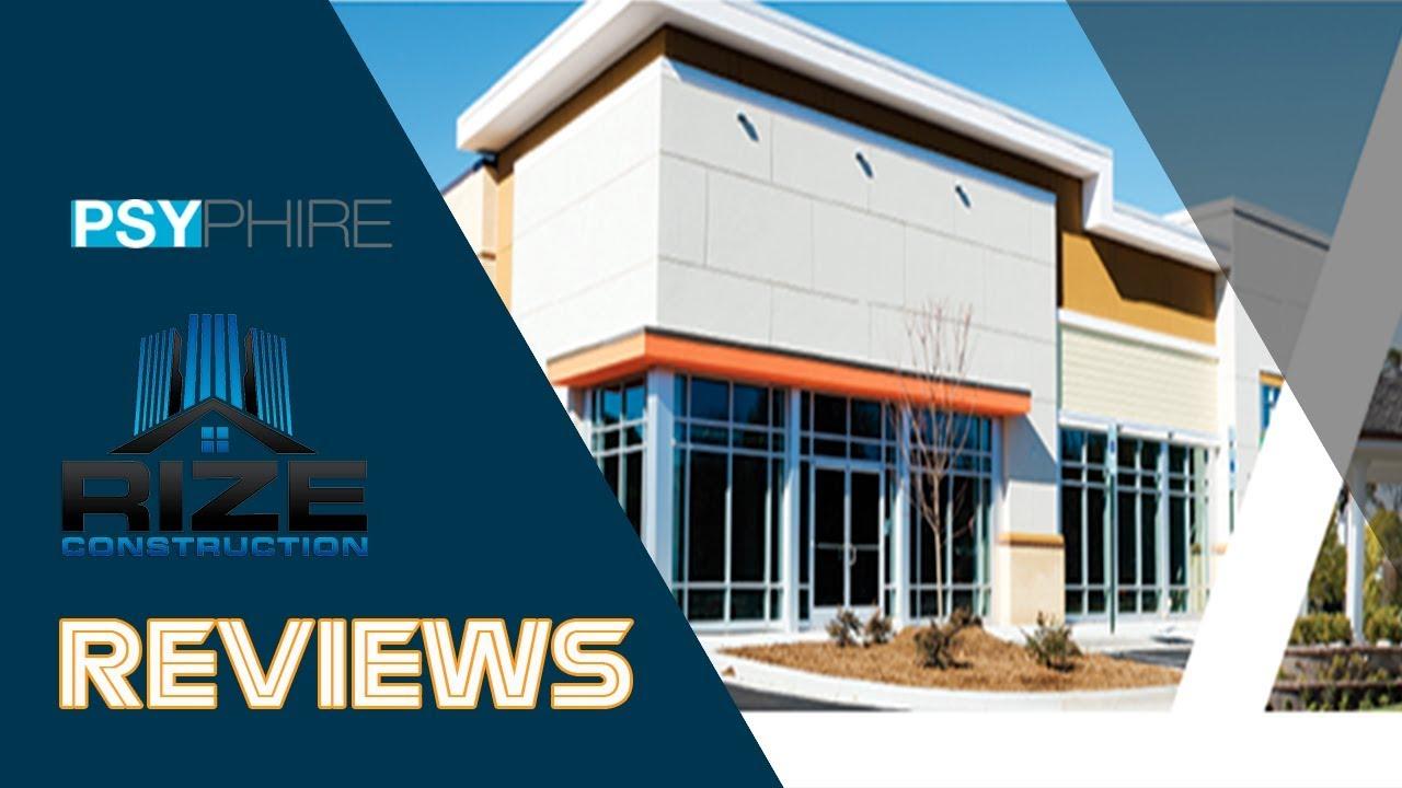 Rize Construction Reviews General