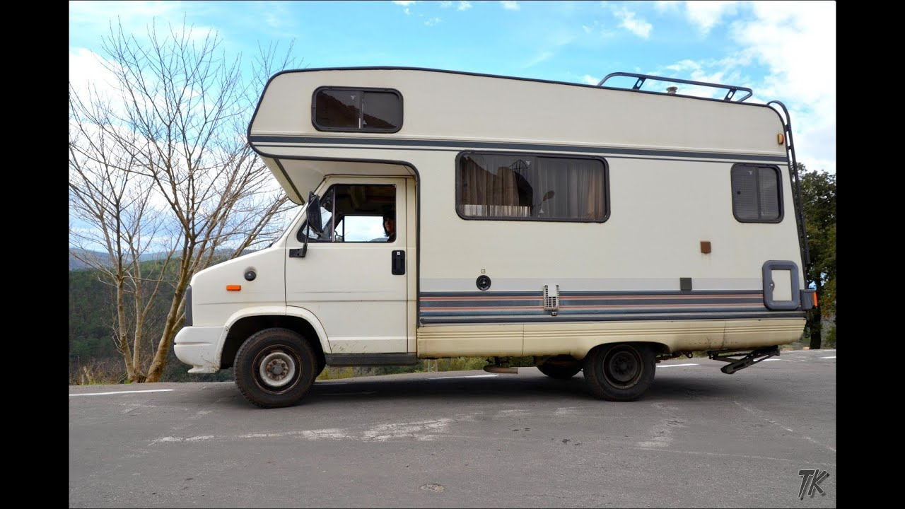 camping car burstner a vendre youtube. Black Bedroom Furniture Sets. Home Design Ideas