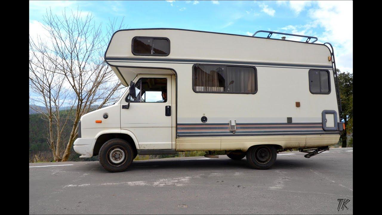 Camping Car A Vendre  Places