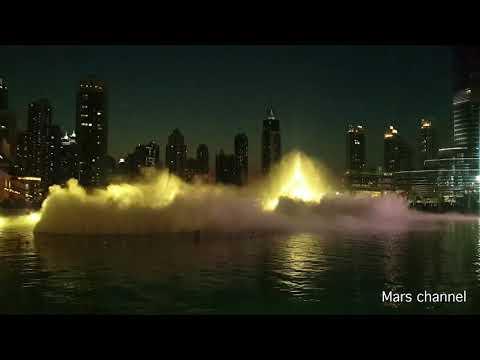 The Dubai Fountain | Burj Khalifa