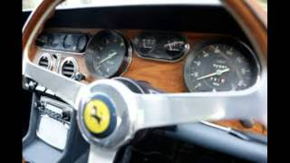 John Lennon's First Car - Ferrari 330GT 2+2
