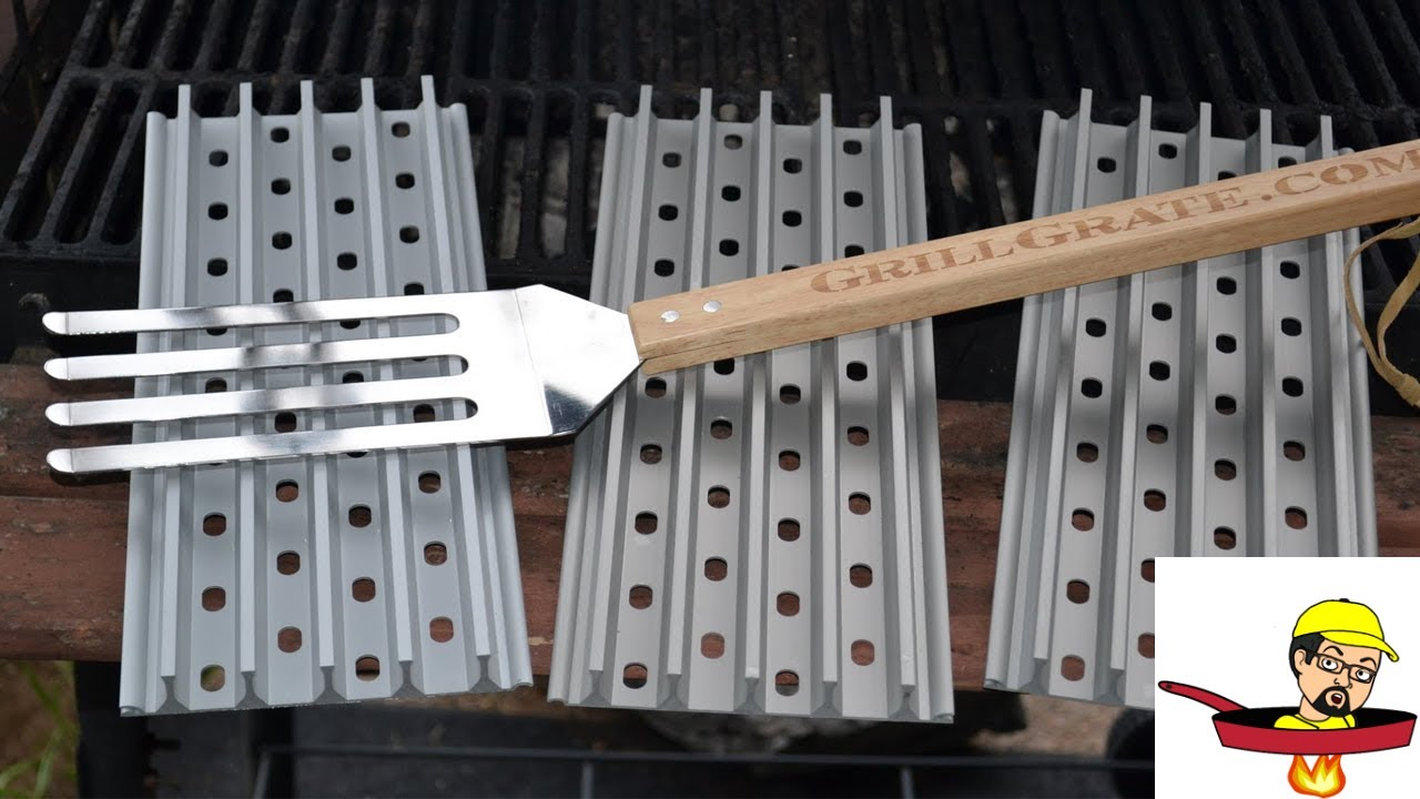 grill grate product review youtube