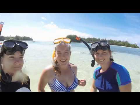 2016 Cook Islands International Nursing Study Tour