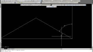 Perintah Extrude Mengubah Objek 2 Dimensi ke 3 Dimensi pada Autocad