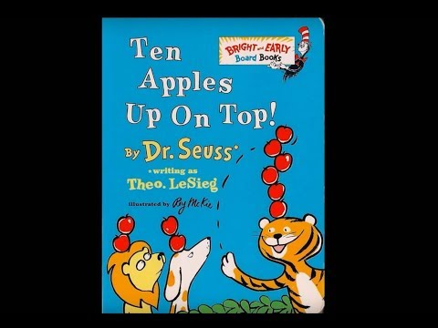 Ten Apples Up On Top song in the style of Jason Mraz