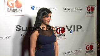 Sheila Shah at 6th Annual Go Go Gala in Pacific Palisades...