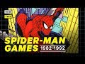 The History of Spider-Man Games Part 1: 1982 - 1992 | Playing With Powers | NowThis Nerd