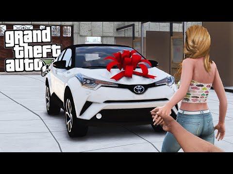REGALO UN'AUTO AD ANNA!! 🚘 - GTA 5 MOD VITA REALE³ #29