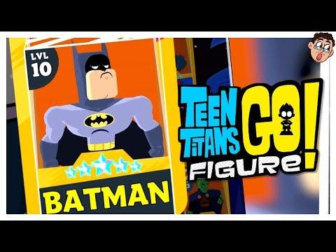TEEN TITANS GO FIGURE - OS MINI TITÃS 2 (Parte 35) : BATMAN VS CORINGA, QUEM VENCE?