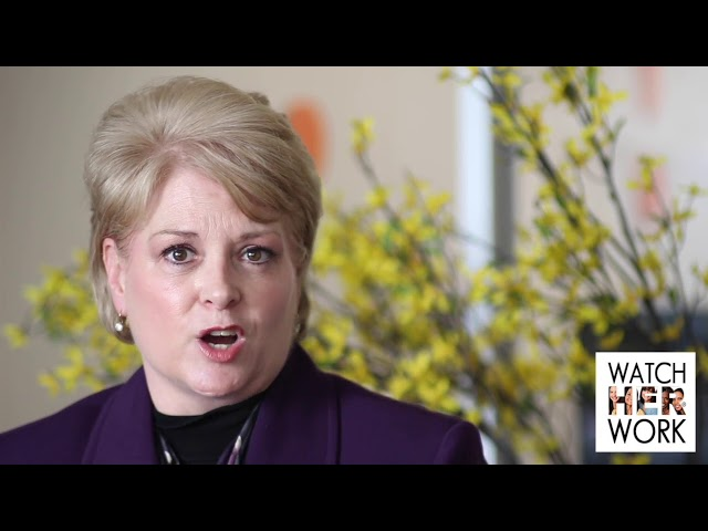 Career Transition: Promotion, Bonnie Scherry | WatchHerWorkTV